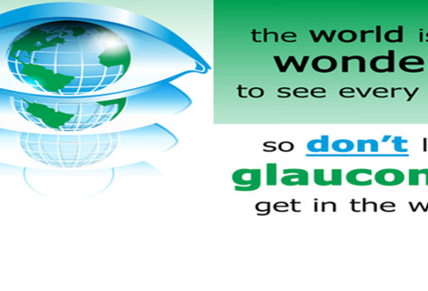 World Glaucoma Week (10 – 16 March 2013)