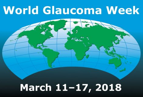 World Glaucoma Week (11-17 March 2018)